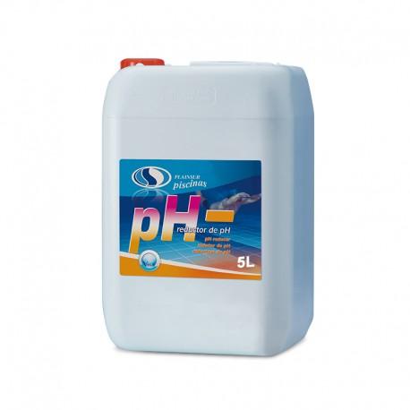 Reductor de pH liquido