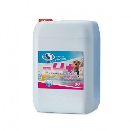 Incrementador de pH liquido